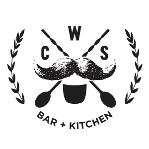 CWS Bar + Kitchen Logo