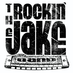 The Rockin' Jake Band Logo
