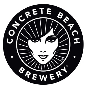 Image of the Concrete Beach Brewery Logo